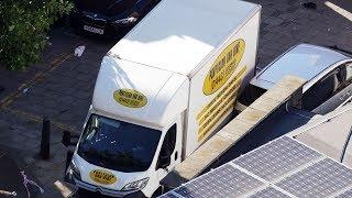 Фургон въехал в толпу у мечети в Лондоне, есть жертва   НОВОСТИ