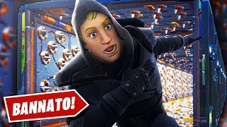 I BUGGATO A TROLL MAP ON FORTNITE! Here's how...