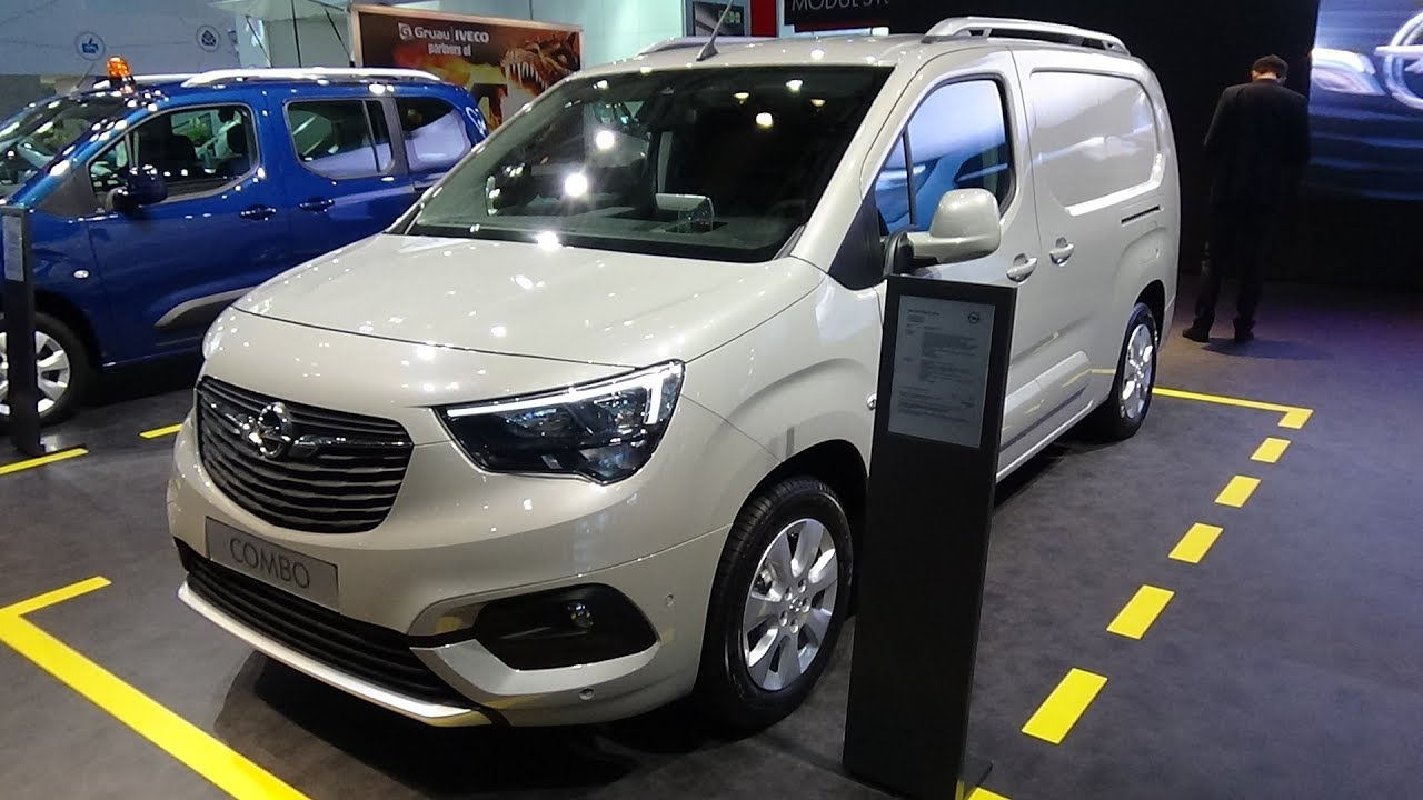 2019 Opel Combo Cargo Xl Exterior And Interior Iaa Hannover 2018
