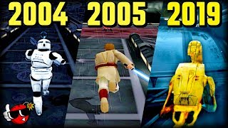 Which Star Wars Battlefront 2 Is Better? - 2004 vs 2005 vs 2019 KAMINO
