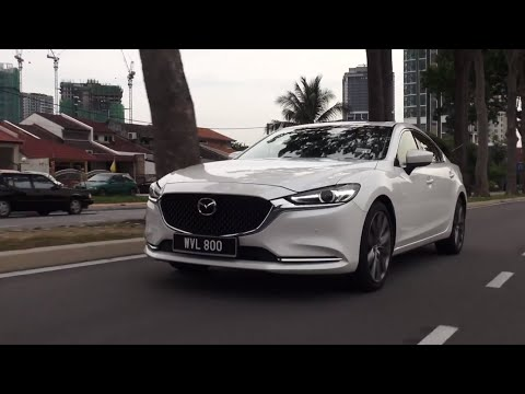 Mazda6 2.2 SkyActiv-D GVC 2018 - Roda Pusing Review