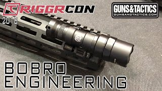 The coolest new MLOK mounting option from Bobro Engineering