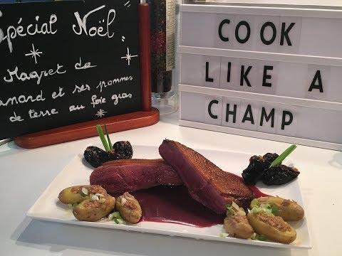magret-de-canard-de-noël-et-ses-pommes-de-terre-au-foie-gras