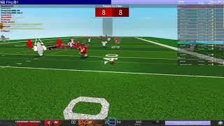 [Roblox LFL] Dragons vs Omaha