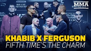 UFC 249 Timeline: Khabib Nurmagomedov vs. Tony Ferguson - MMA Fighting