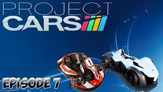 [FR] - Project Cars - Mode Carrière - épisode 7 - Bac Mono et 3ème manche du championnat ! - PS4