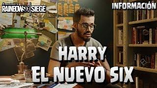 HARRY EL NUEVO SIX | Caramelo Rainbow Six Siege Gameplay Español