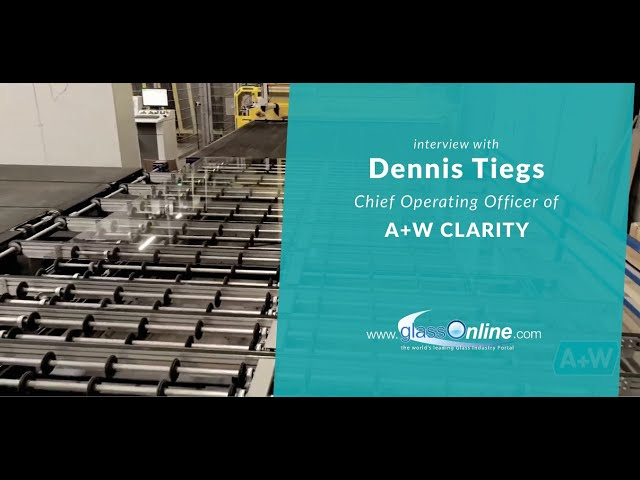 Video Interview with Dennis Tiegs, Chief Operating Officer of A+W Clarity