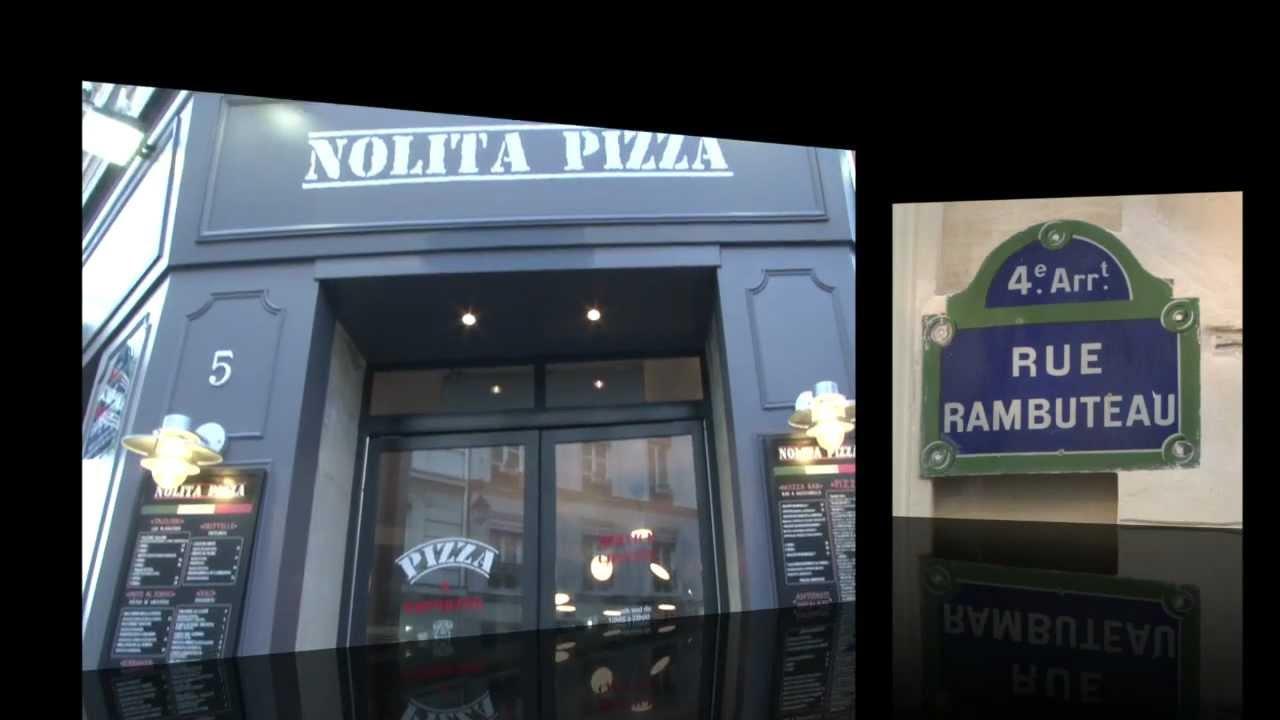 Pizza nolita une cuisine italienne authentique youtube - Youtube cuisine italienne ...