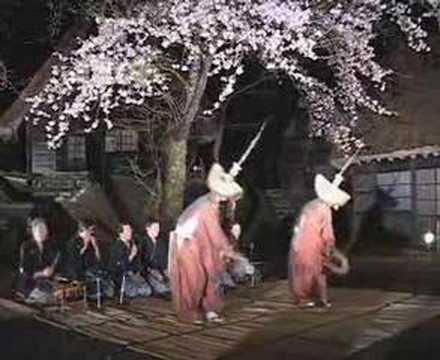kokiriko bushi - original japanese folk song performance