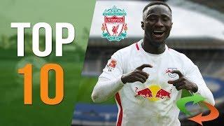 TOP 10 : Transferts Les Plus Chers De Joueurs Africains | Après Naby Keita à Liverpool