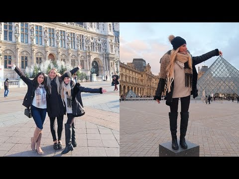 A DAY IN MY LIFE: SIGHTSEEING IN PARIS!