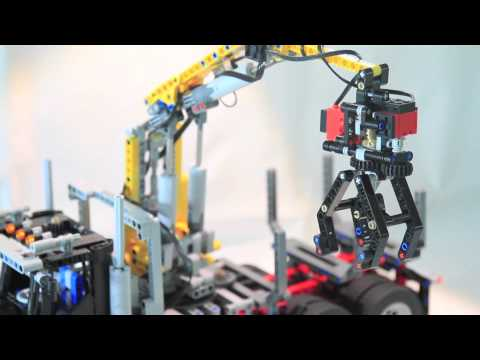 Lego Rc 9397+modified