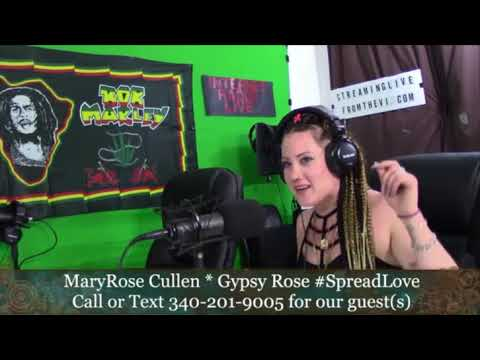 Gypsy Rose discusses her new song on iTunes & her #SpreadLove Movement...