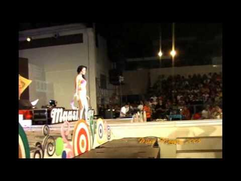 Miss Maasin City 2009 - Swimsuit Competition part 1