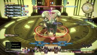 Final Fantasy XIV - Aetherochemical Research Facility Synced World Record: 23:11