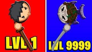 Yohoho.io - 4-Player (MAX LVL) Pirate io game   JeromeASF