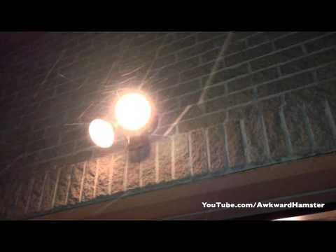 Testing PAR38 CFL Bulbs for Outdoor Motion Sensor Lights
