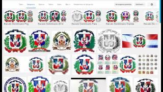 videotutorial como hacer la bandera dominicana en HTML