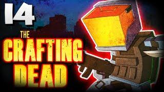Minecraft Crafting Dead Mod Pack 14 | ZOMBIE MANSION! - Walking Dead in Minecraft