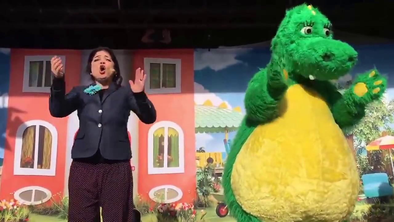 Drakdansen - Bolibompadraken och ayla - Barnkanalen - YouTube