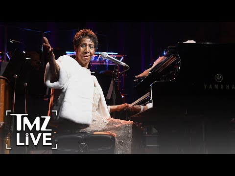 Aretha Franklin  Remembering The Queen of Soul | TMZ Live
