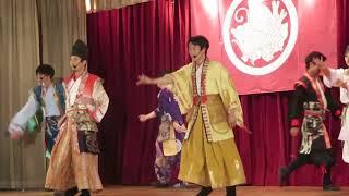 8月5日、北野工房のまち 神戸・清盛隊、定期演舞、15時の回 重盛様推し...