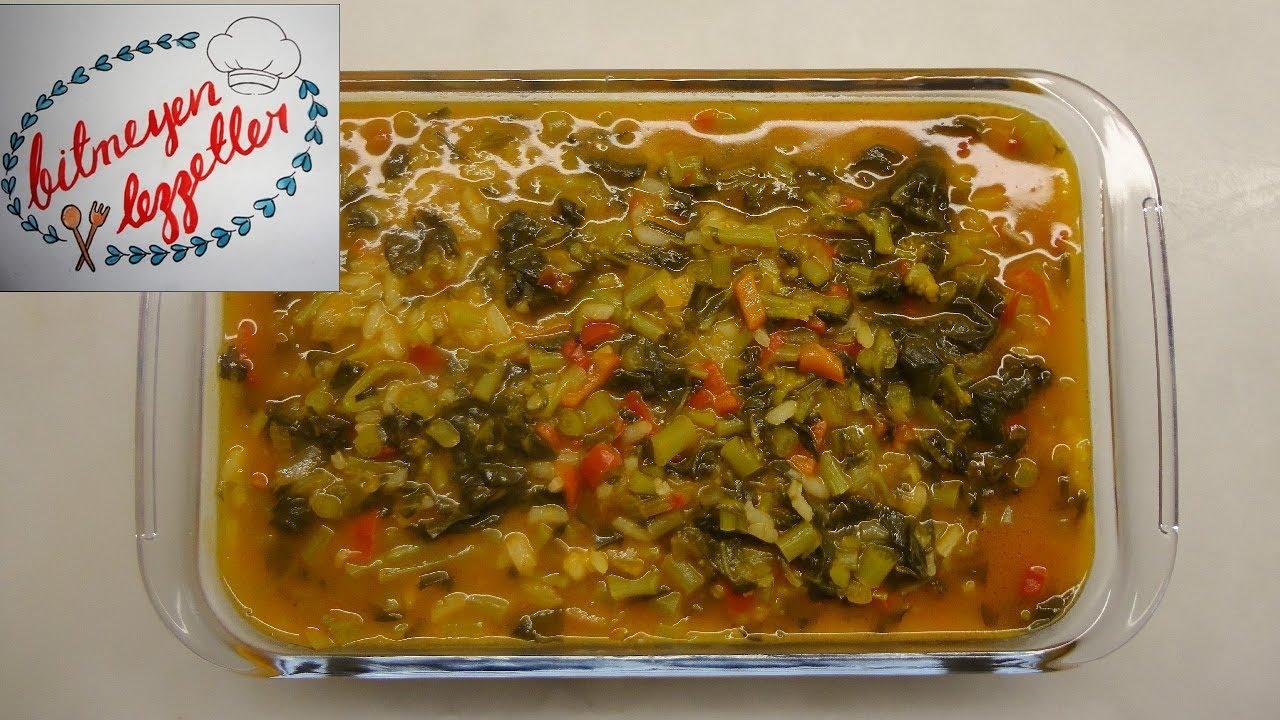 Zeytinyağlı Semizotu Yemeği Tarifi – Zeytinyağlı Tarifler