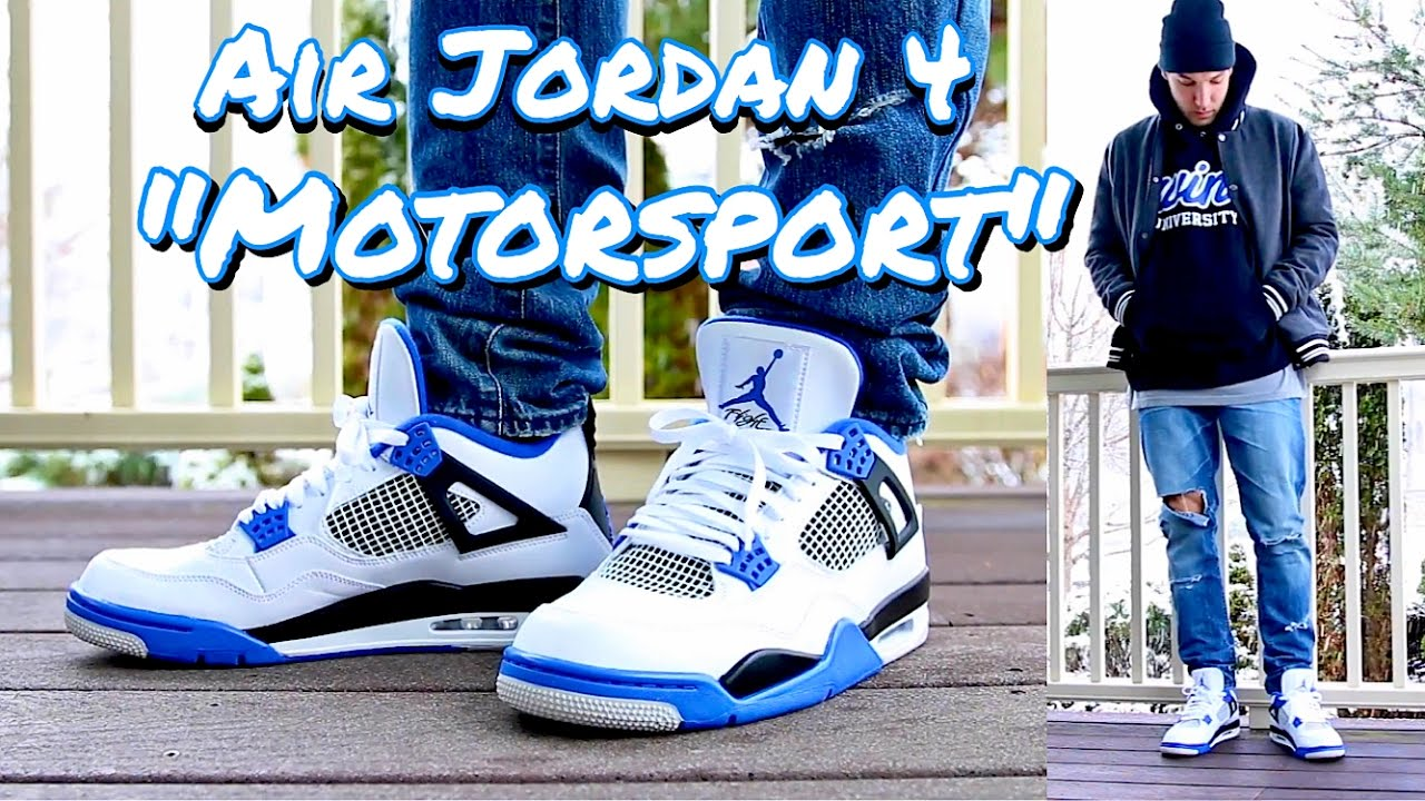 0541ccd63ff HOW TO STYLE - AIR JORDAN RETRO 4 IV
