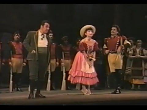 L'elisir D'amore Roberta Peters Carlo Bergonzi dress rehearsal 1989