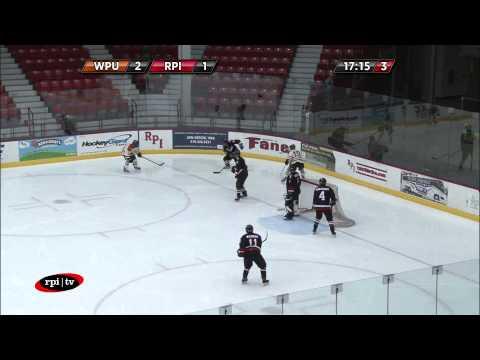 RPI ACHA Hockey vs. William Paterson (Visiting Radio)