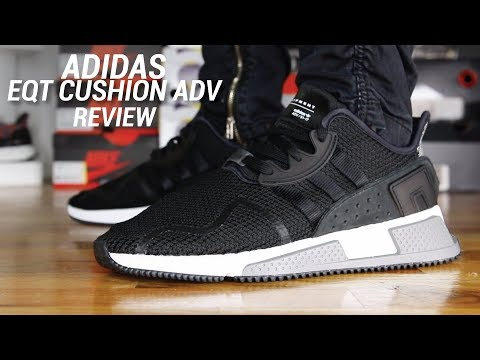 Review Eqt Cushion Youtube Adidas Adv 3KFlT1Jc