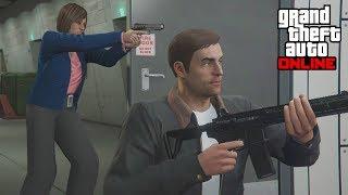 GOLPE FINAL! ATRACO A LA IAA!! - Doomsday Heist DLC (Dia del Juicio Final) - GTA V ONLINE (GTA 5)
