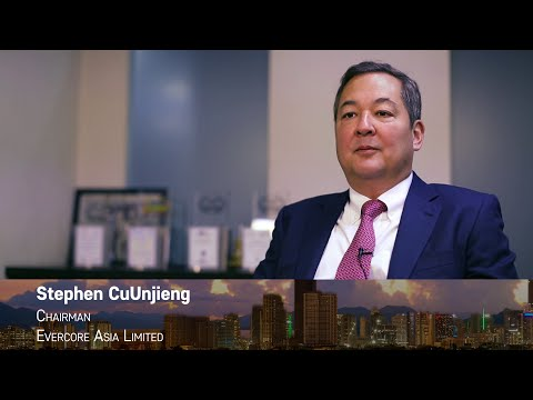 Evercore Asia Chairman Stephen CuUnjieng on the Philippines & ASEAN competitiveness