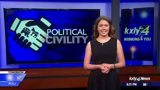 Working 4 You: Have we forgotten how to be civil when talking politics?