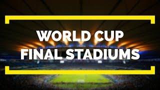 Video FIFA World Cup Finals Stadiums download MP3, 3GP, MP4, WEBM, AVI, FLV Agustus 2017