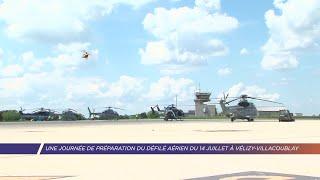 Yvelines | Le défilé aérien du 14 juillet se prépare à Vélizy-Villacoublay