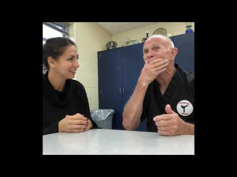 Ana Roussev & Bill Wallace | Spirituality and physical conditioning