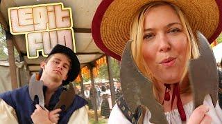 Legit Fun - Renaissance Faire
