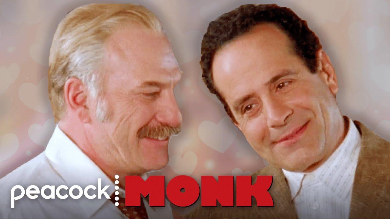 Download Monk and Stottlemeyer: Unlikely Best Friends | Monk