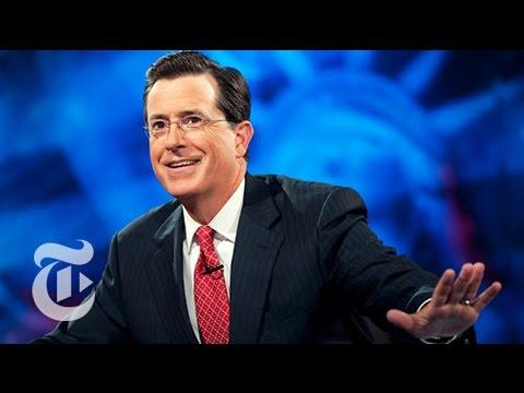 Goodbye, Stephen Colbert   The New York Times