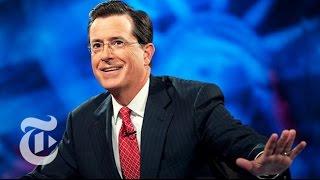 Goodbye, Stephen Colbert | The New York Times