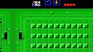 The Legend Of Zelda - First Quest TAS Speed-Run