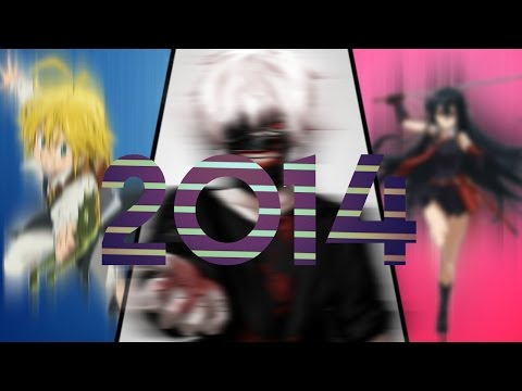 Top 3 Anime 2014 (Deutsch / German)