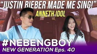 Gila Gara Gara Justin Bieber Anneth Jadi Penyanyi Nebengboynewgeneration Eps 40 MP3