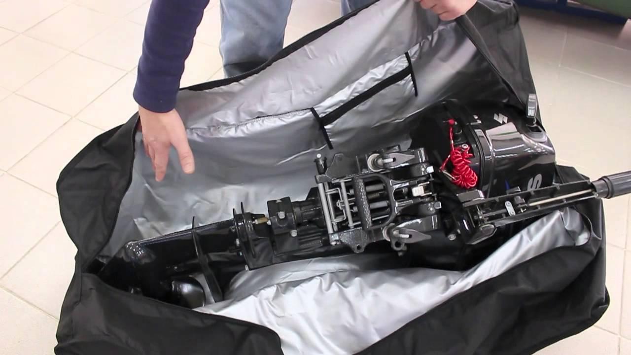 Подвесной лодочный мотор SUZUKI DT30 Защитный чехол на колпак .