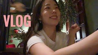 2 아이폰 Vlog I 서울 호캉스지만 돌아다니면서 먹…