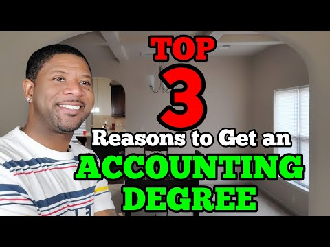 Top 3 Reasons To Get An Accounting Degree, Accountant Salary