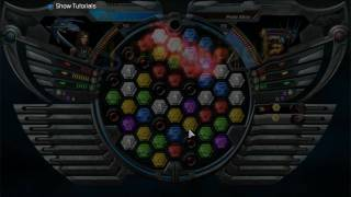 Puzzle Quest Galactrix - HD Gameplay Video 720p