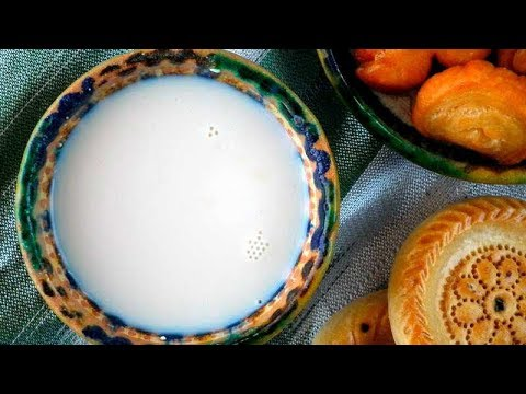 Ширчой — главный согревающий напиток зимнего Таджикистана